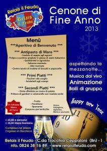 Cenone capodanno 2013 Benevento