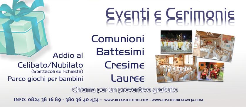 Eventi e Cerimonie Benevento