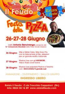 FESTA DELLA PIZZA BENEVENTO FEUDO